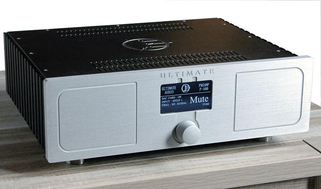 Pré-amplificateur P-100 : Ultimate-Audio